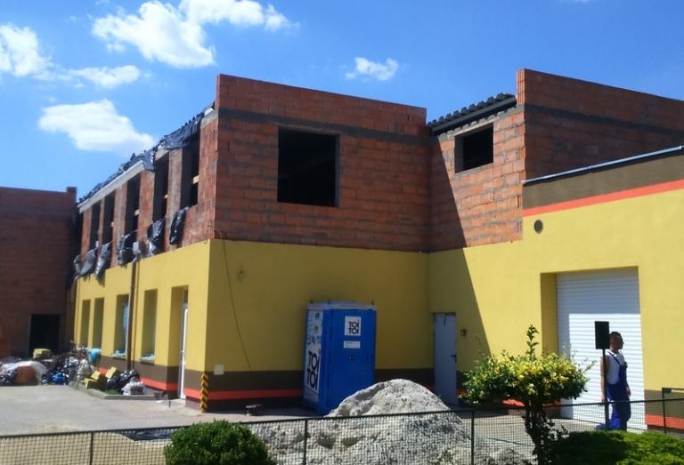 Galeria: Budowy